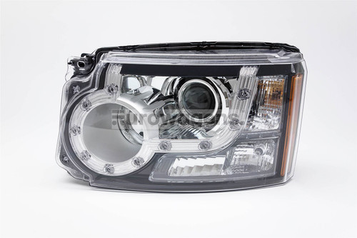 Headlight left xenon LED DRL Land Rover Discovery MK4 10-13