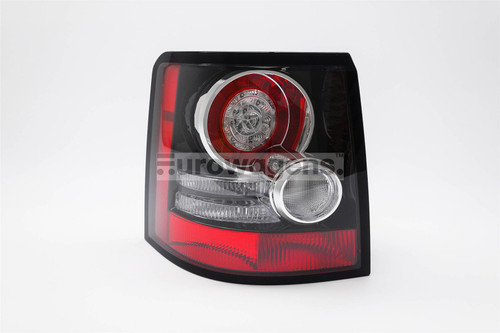 Rear light left LED black Range Rover Sport 09-13