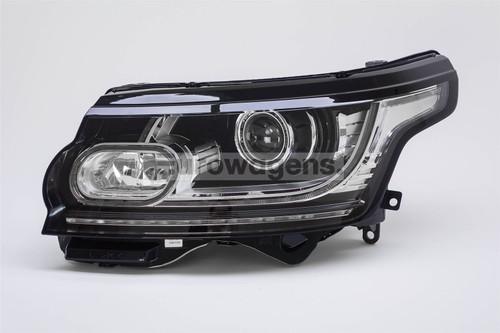 Headlight left bi-xenon LED DRL Range Rover 12-16