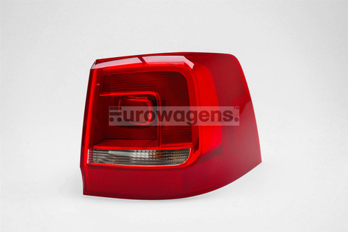 Rear outer light right VW Sharan 10-16