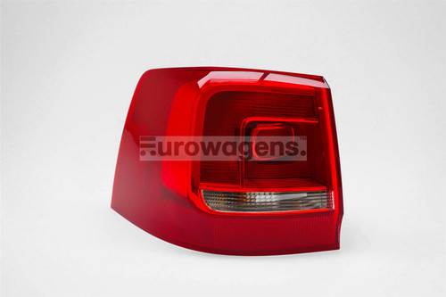 Rear outer light left VW Sharan 10-16