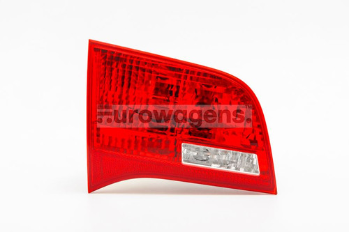 Rear light left inner Audi A6 4F 05-08 Estate
