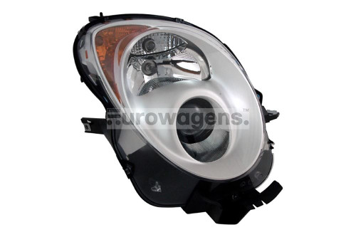 Headlight right Alfa Romeo Mito 08-11