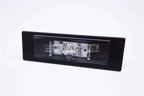 Number plate light LED BMW 1 6 i3 series
