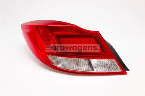 Rear light left Vauxhall Insignia 08-12