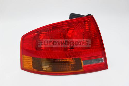 Rear light left Hella Audi A4 04-07 Saloon