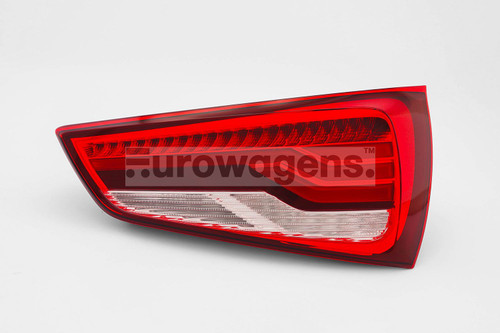 Rear light right LED Audi A1 15-17