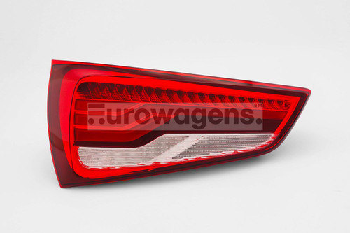 Rear light left LED Audi A1 15-17