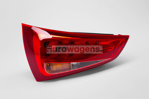 Rear light left Audi A1 10-14