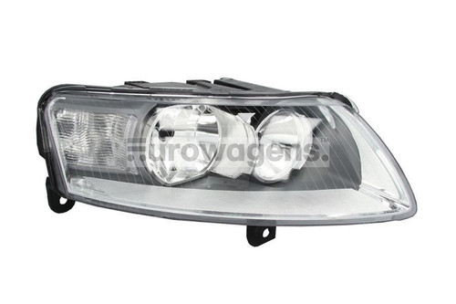 Headlight right Audi A6 4F 08-10