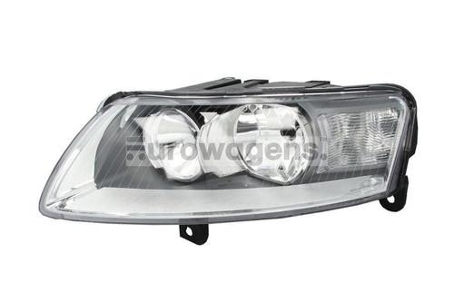 Headlight left Audi A6 4F 08-10