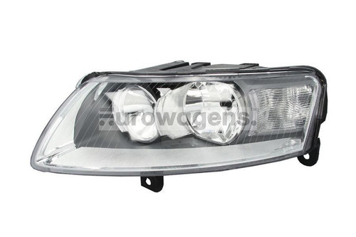 Headlight left Audi A6 4F 08-10