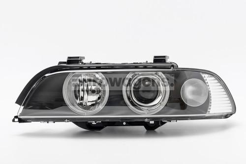 Headlight left xenon BMW 5 Series E39 01-02