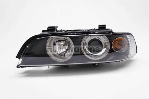 Headlight left BMW 5 Series E39 01-02