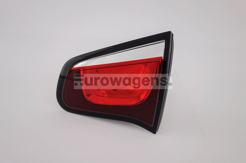 Rear light right inner reflector Citroen C3 13-16