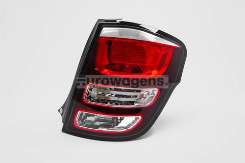 Rear light right Citroen C3 13-16