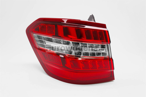 Rear light left outer LED Mercedes E Class W212 09-12 Estate