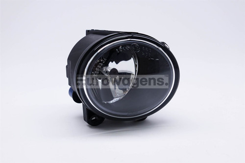 Front fog light right with bulb BMW 2 3 5 5GT Series