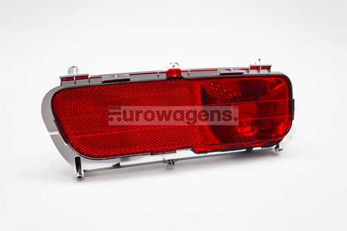 Rear fog light left Citroen C4 Picasso 06-12