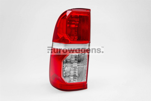 Rear light left Toyota Hilux 11-15