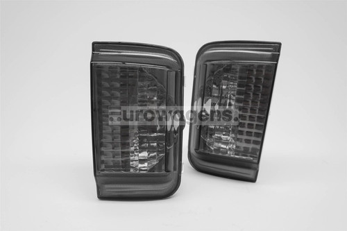 Mirror indicators set smoked Ducato Relay Boxer 06-13