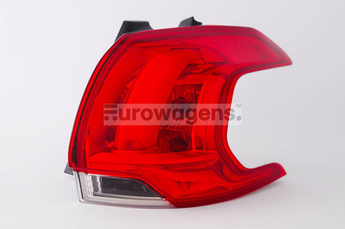 Rear light right Peugeot 2008 13-16