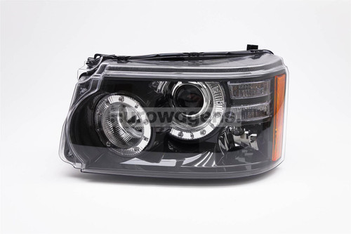 Headlight left bi-xenon adaptive LED DRL Range Rover Sport 09-13