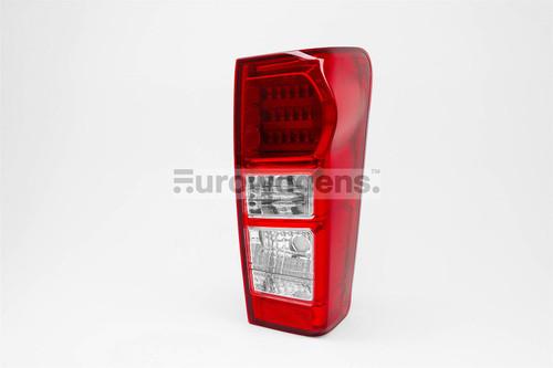 Rear light right LED Isuzu D max 12-16