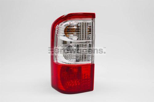 Rear light left Nissan Patrol GR 01-04