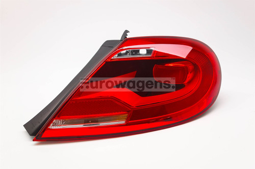 Rear light right VW Beetle 11-16