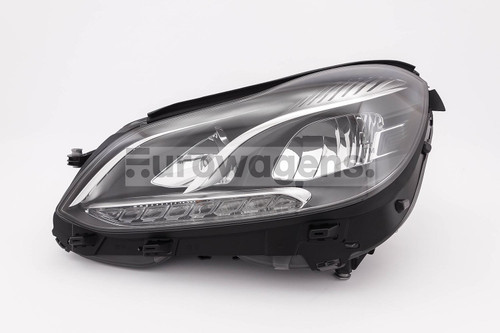 Headlight left Mercedes Benz E Class W212 LED DRL 13-16