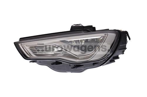 Headlight left bi-xenon full LED with AFS Audi A3 12-16