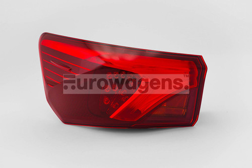 Rear light left outer LED Toyota Avensis 15-17 Saloon