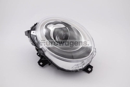 Full LED Headlight right Mini One S D Cooper 15-17