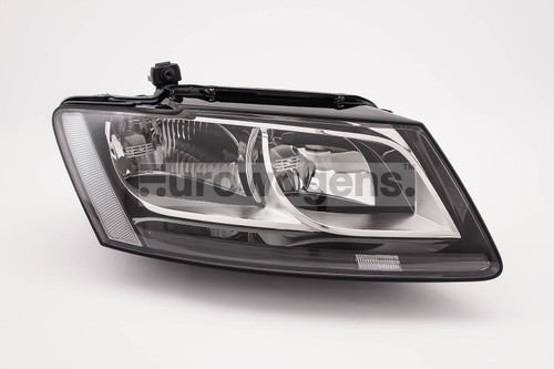 Headlight right with DRL Audi Q5 13-16