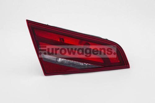 Rear light left inner Audi A3 12-15 Sportback