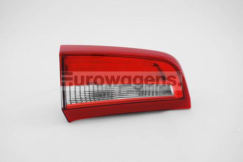 Rear light left inner Volvo S60 10-15 Saloon