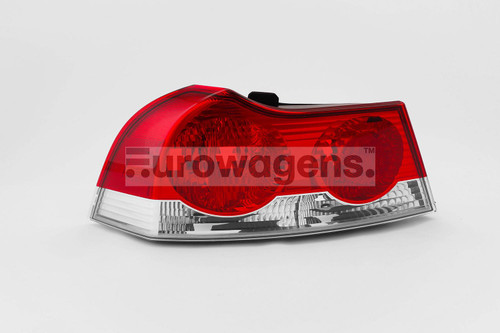 Rear light left Volvo C70 07-09