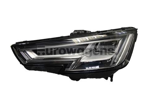 Headlight left full LED Matrix DRL Audi A4 B9 15-18