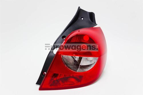 Rear light right Renault Clio MK3 05-09 Valeo