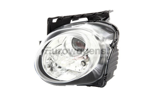 Headlight left Nissan Juke 15-17