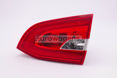 Rear light right inner Peugeot 308 SW 14-17 Estate