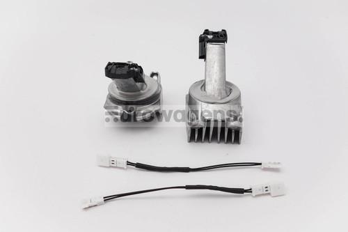 Daytime running light LED DRL module BMW 5 Series F10 10-12