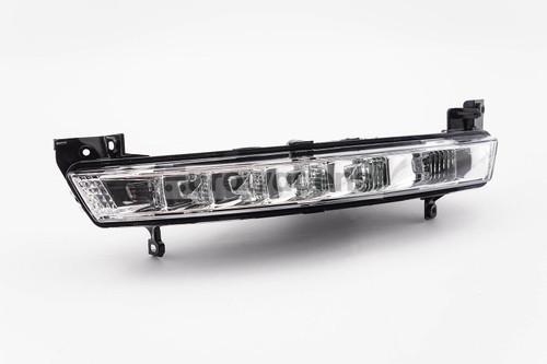 Front left LED DRL light Citroen C4 Picasso 07-12
