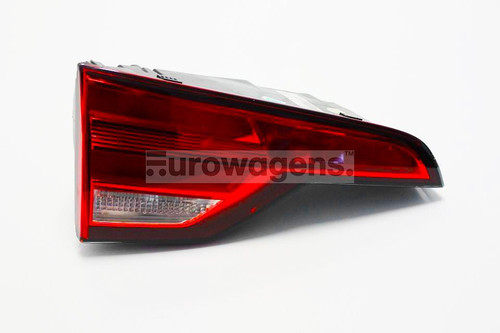 Rear light left inner Audi A4 B9 15-18 Estate