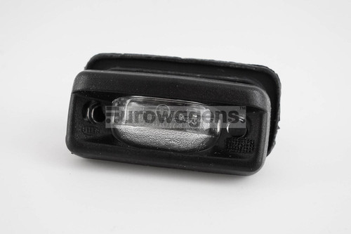 Number plate light VW Polo 86C 81-90