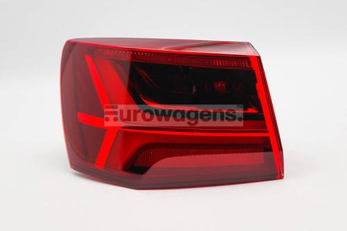 Rear light left LED dynamic Audi A6 15-18 Estate