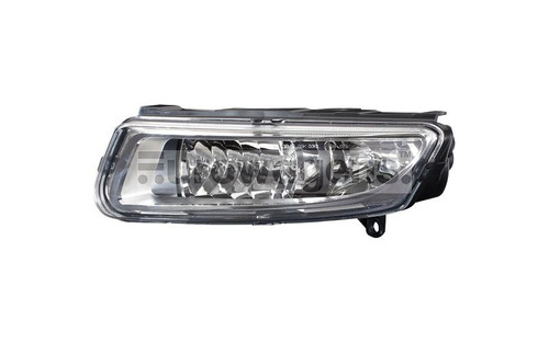 Daytime running light DRL left VW Polo 14-17