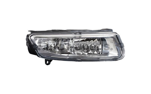 Daytime running light DRL right VW Polo 14-17