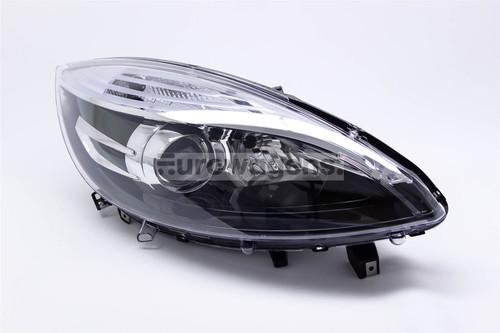 Headlight right Renault Scenic MK3 12-15